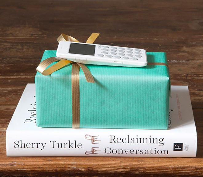 MP 01 + Reclaiming Conversation, Sherry Turkle