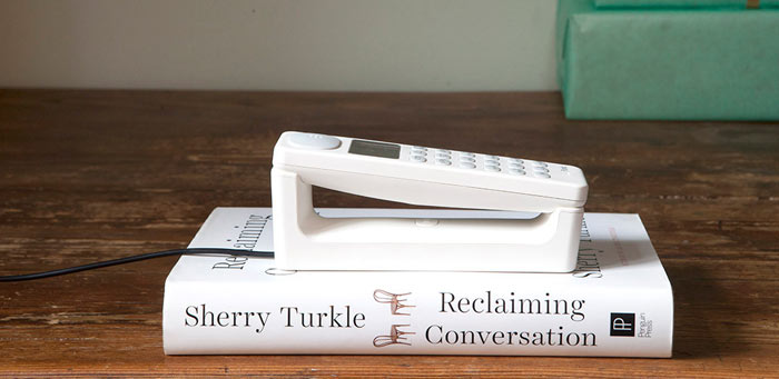 DP 01 + Reclaiming Conversation, Sherry Turkle