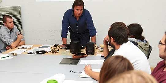 Design Programme kick-off at the University of Art and Design Basel, HGK