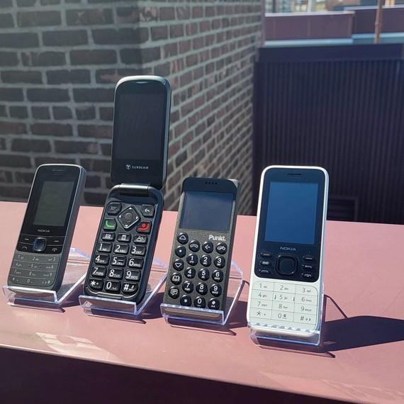 シンプルな電話:何年経っても衰えない性能