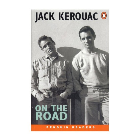 Punkt. Library: On the Road by Jack Kerouac.