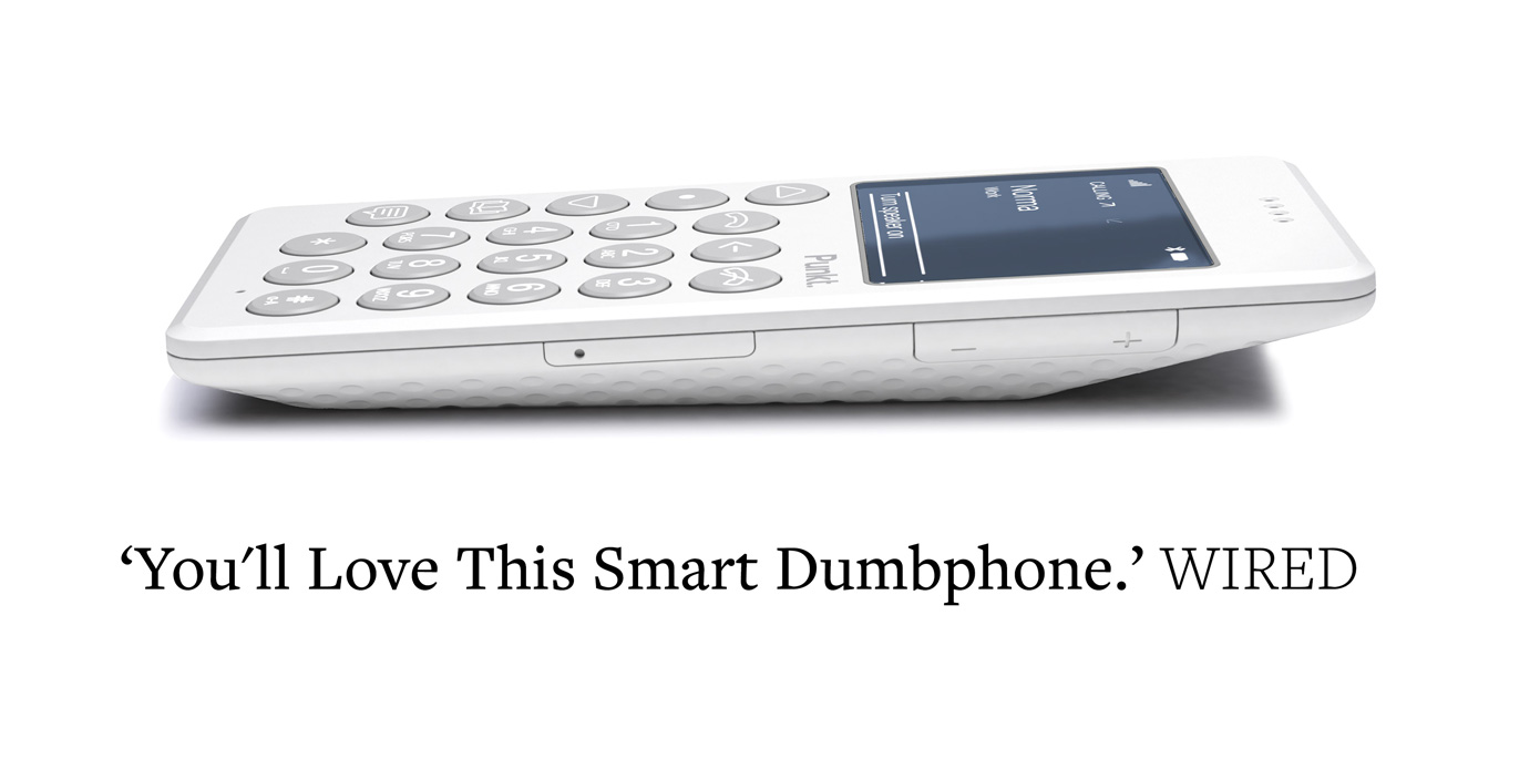 MP 01 The Smartest Dumb Phone