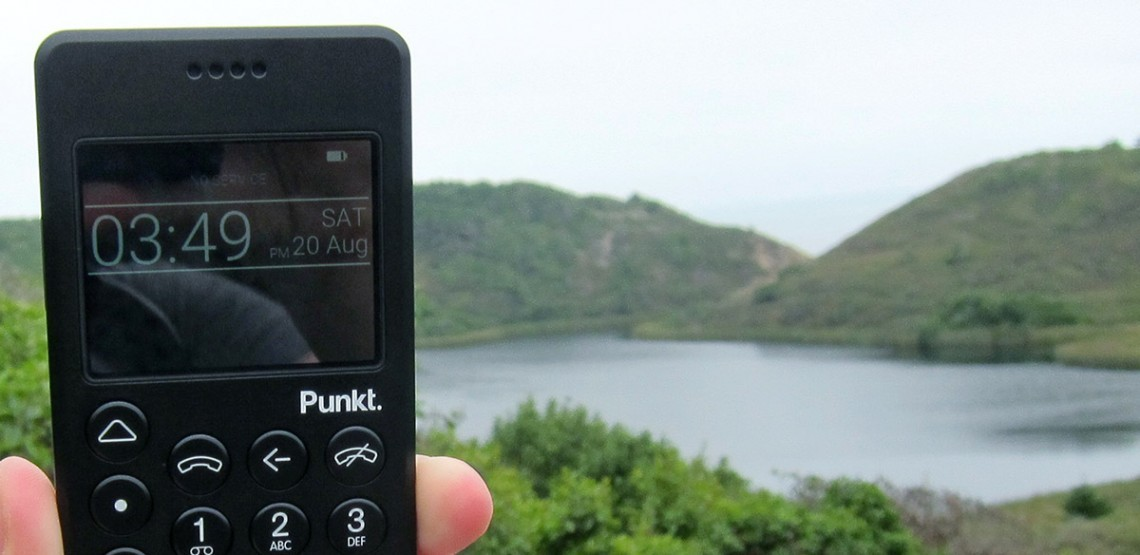 Erin Jo's black MP01 by Punkt. 1