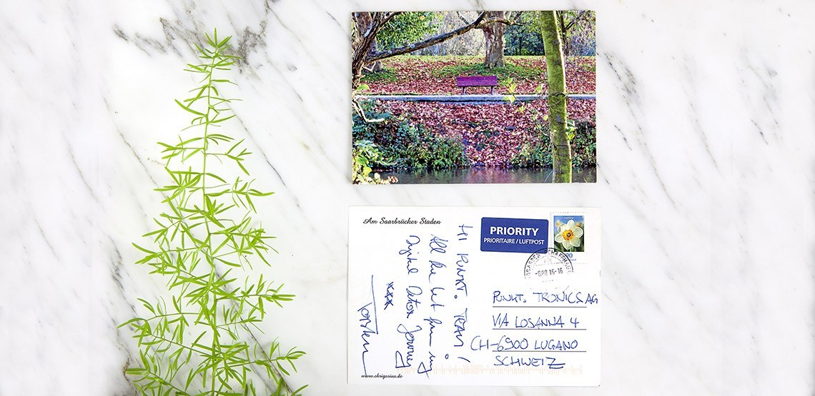 Postcards to Punkt. 1