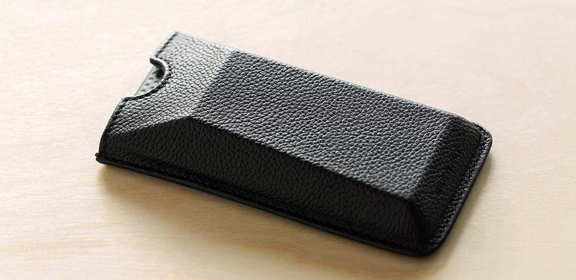 Leather case mp01
