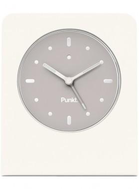 AC01目覚まし時計・ホワイト