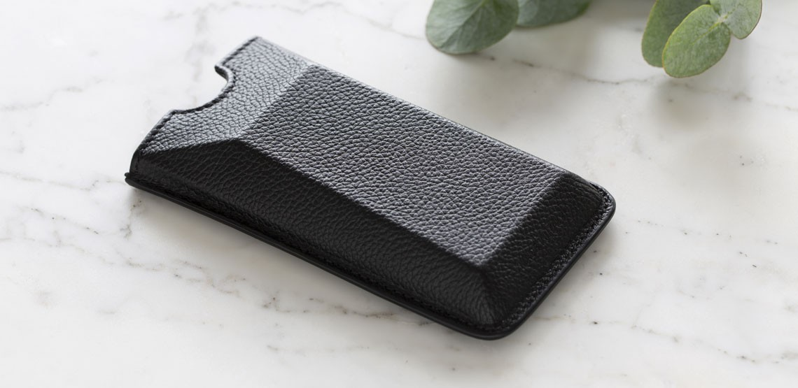 MP 02 Leather Case