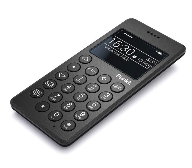 MP01 Mobile Phone