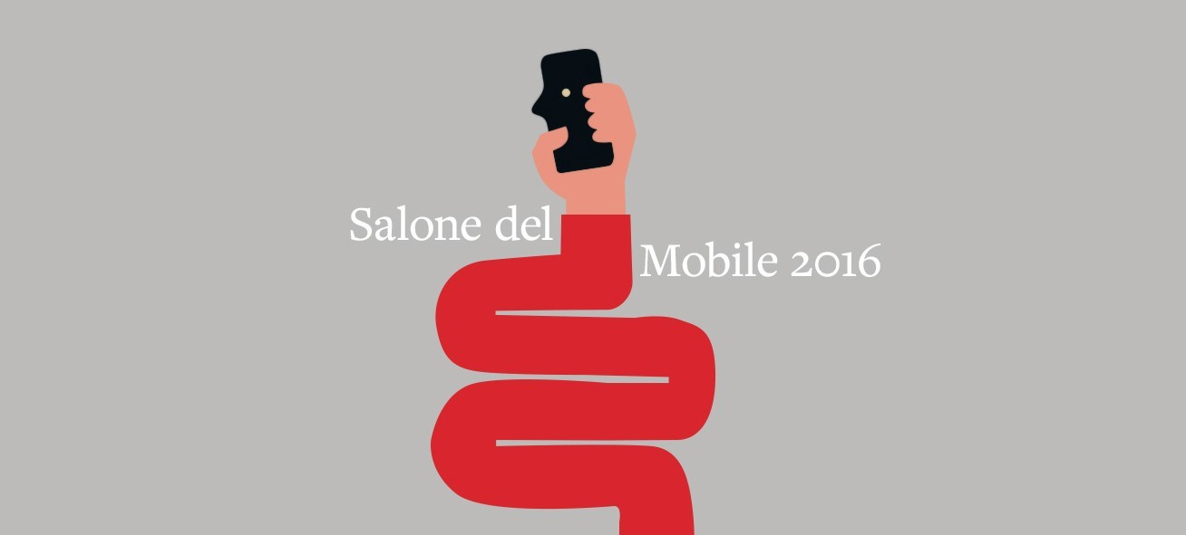 Punkt with jasper morrison and ecal event 2016 for Fiera salone del mobile 2016