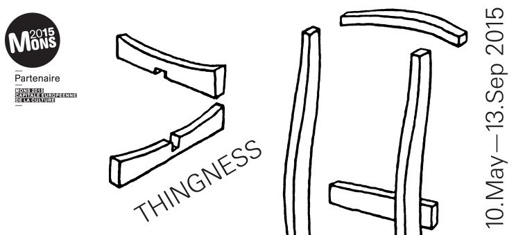 Jasper Morrison: Thingness. May 10 – September 2015