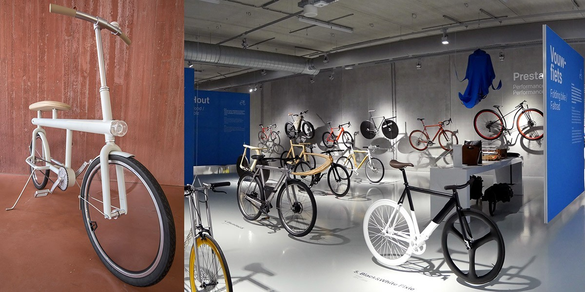 Punkt.'s Urban Mobility design-school collaboration featured at Cube design museum in the Netherlands
