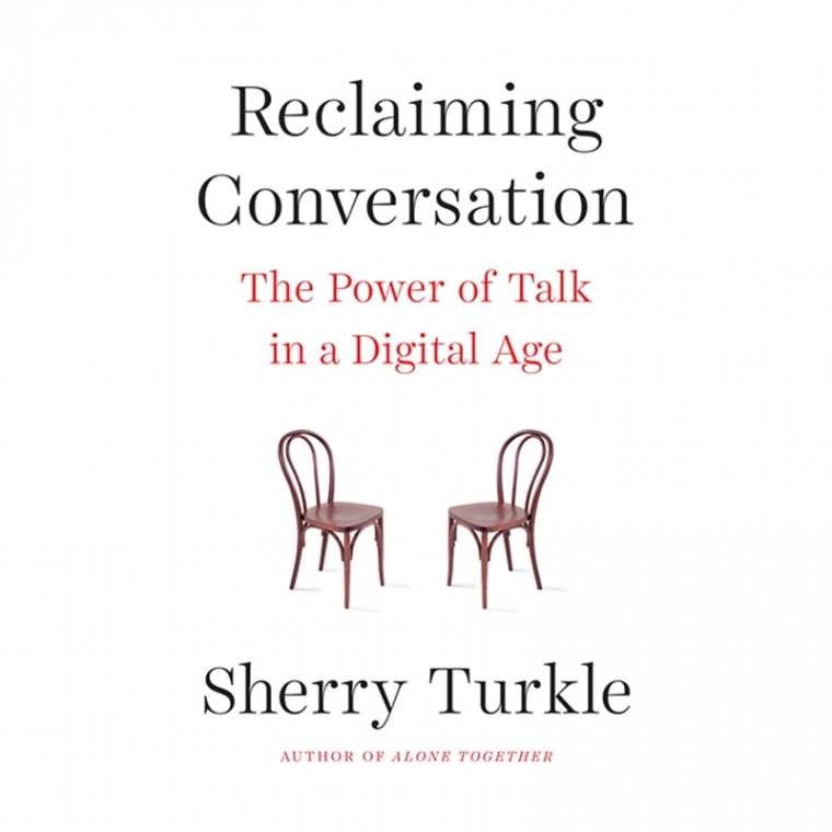 The Punkt. Library: Reclaiming Conversation 1