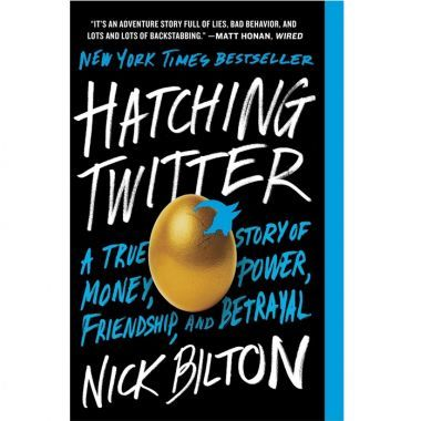 The Punkt. Library: Hatching Twitter 5