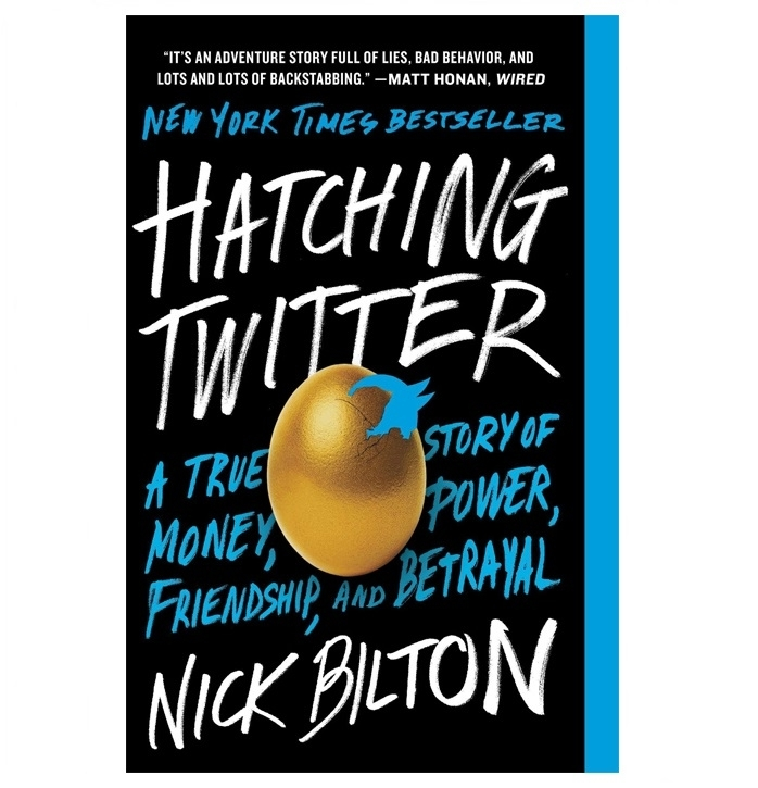 The Punkt. Library: Hatching Twitter 2