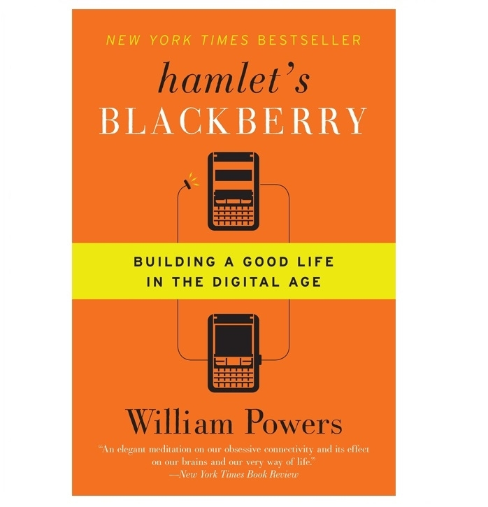 The Punkt. Library: Hamlet's Blackberry 1