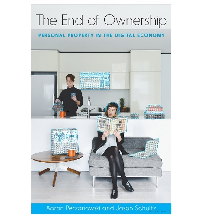 The Punkt. Library: The End of Ownership 1