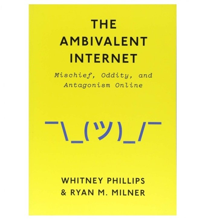 The Punkt. Library: The Ambivalent Internet 1