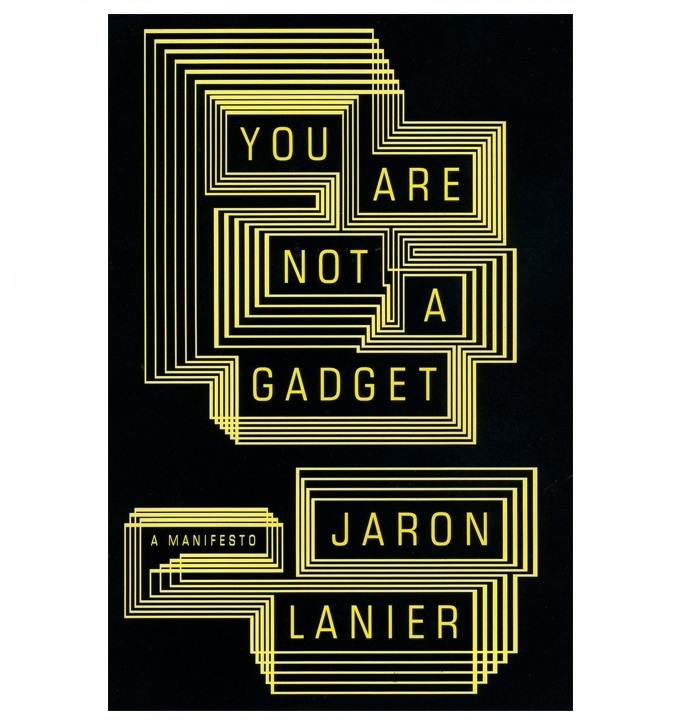 The Punkt. Library: You are Not a Gadget 1