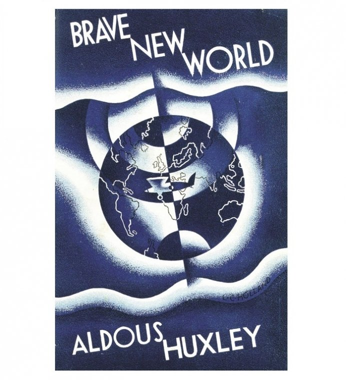 The Punkt. Library: Brave new world 1